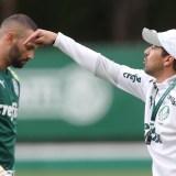 Treino: Zé Rafael vai a campo e Palmeiras dá sequência à sua preparação para o mata-mata do Paulistão