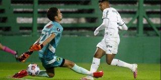 Na Argentina, Palmeiras conta com dois gols de Rony e bate o Defensa y Justicia
