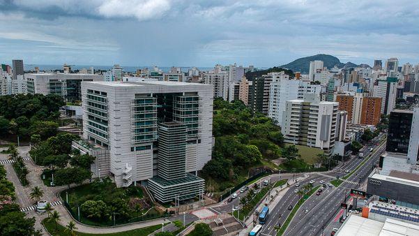 Petrobras Headquarters in Reta da Penha