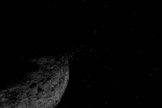 Bennu, a well-preserved, ancient asteroid, is currently more than 200 million miles (321 million kilometers) from Earth