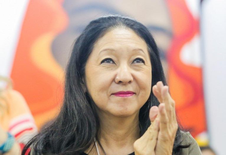 Ana Inoue, superintendente do Itaú Educação e Trabalho