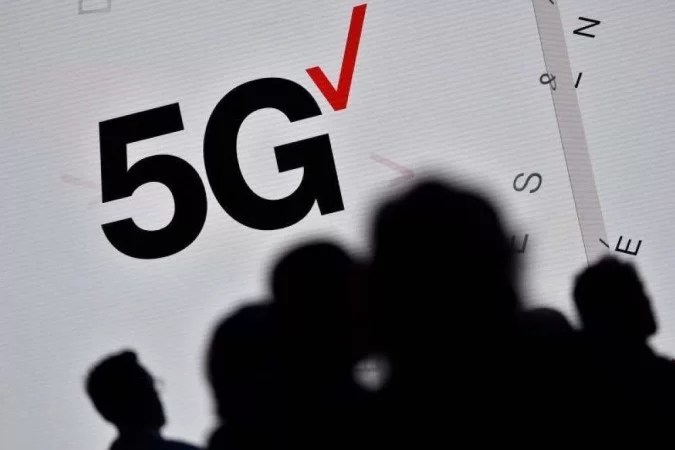 Anatel reported that the 5G event should move at least R$49.7 billion - (credit: AFP / Pau BARRENA)