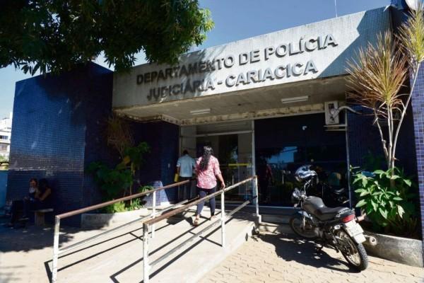 Ocorrência de agressão foi registrada na Delegacia Regional de Cariacica