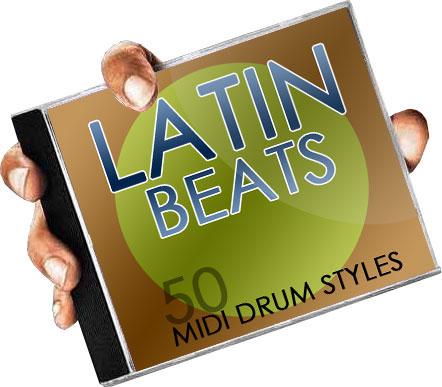 Latin Drum Beats