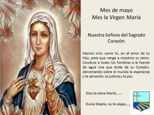 MES DE MAYO, MES DE MARÍA DÍA 31
