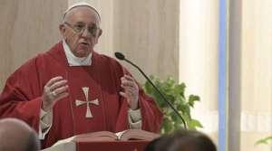 La puerta para llegar a Jesús se abre al reconocerse pecador, asegura el Papa Francisco