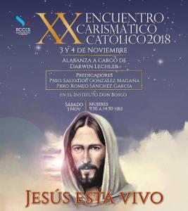 XX ENCUENTRO CARISMATICO CATÓLICO 2018 EN PIEDRAS NEGRAS