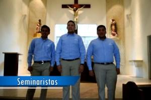 VIDEO: SEMINARISTAS INVITAN A SU IMPOSICIÓN DE SOTANAS