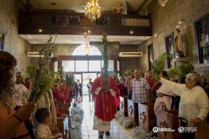 GALERÍA: DOMINGO DE RAMOS EN GUADALUPE SABINAS