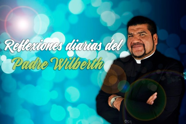 VIDEO: PADRE WILBERTH 16 DE MAYO