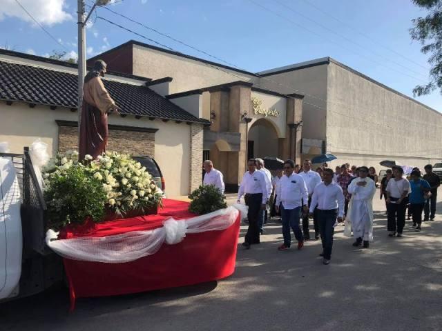 GALERÍA: SAGRADO CORAZÓN DE JESÚS VILLA DE FUENTE CELEBRO SU FIESTA PATRONAL
