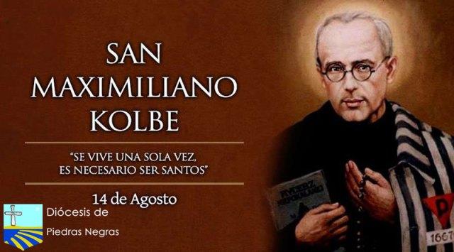 Hoy celebramos a San Maximiliano Kolbe, el mártir que ofreció su vida por un padre de familia