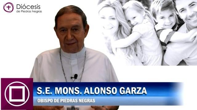 VIDEO: MONS. ALONSO G. GARZA INVITA AL CONGRESO DE LAS FAMILIAS 2019