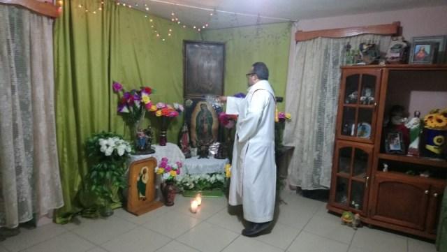GALERÍA:  INICIA EL NOVENARIO A LA VIRGEN DE GUADALUPE EN AGUJITA