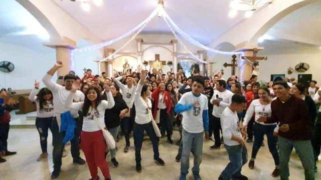 GALERÍA: SE LLEVA A CABO EL RETIRO ALVERNIA JUVENIL #19 EN PALAÚ