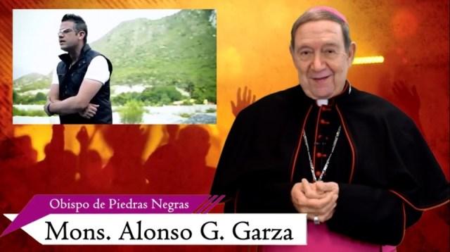 VIDEO: MONS. ALONSO G. GARZA INVITA AL CONCIERTO A BENEFICIO DEL GAC EN PIEDRAS NEGRAS