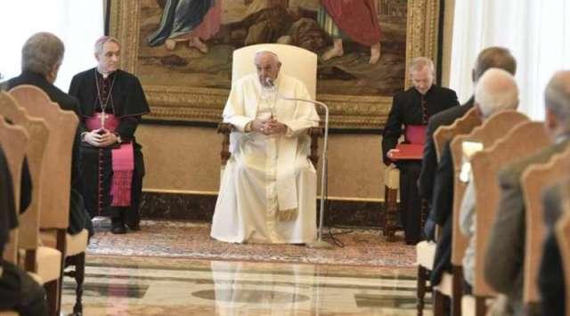 Papa Francisco: Si caes, agradece al Señor la posibilidad de levantarte