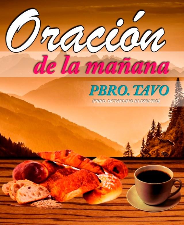 ORACIÓN DE LA MAÑANA 12 DE FEBRERO