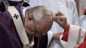 Papa Francisco presidirá la Misa del Miércoles de Ceniza en Roma