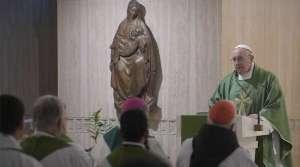 El Papa Francisco describe cuál es la medicina contra la dureza del corazón
