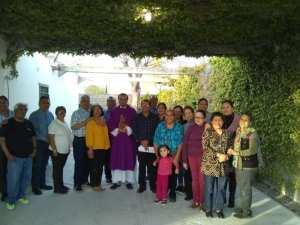 GALERÍA: RECTORÍA SAN MARTÍN LLEVA A CABO LAS PLATICAS CUARESMALES