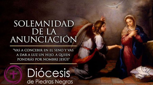 """¡Hoy celebramos la Anunciación! El """"Sí"""" de una mujer que cambió la historia"""