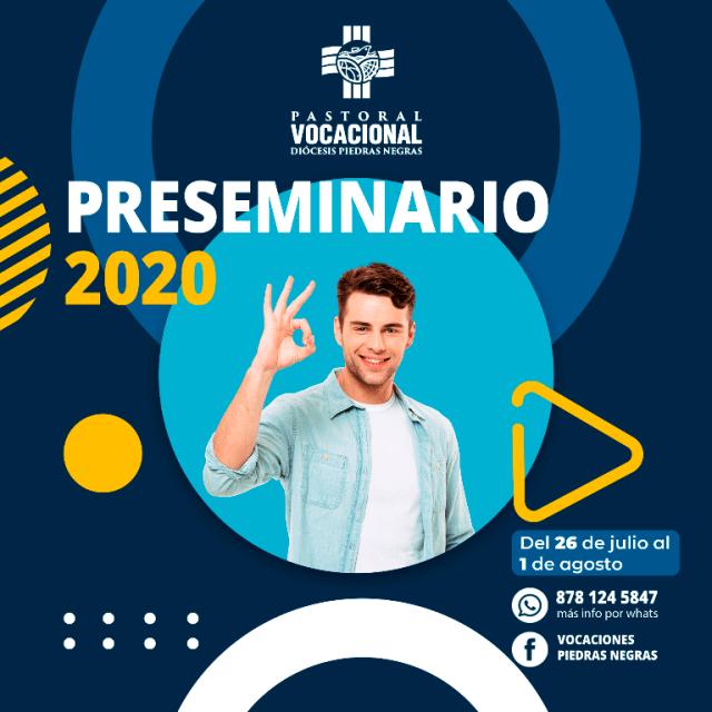 VIDEO: PRE SEMINARIO 2020