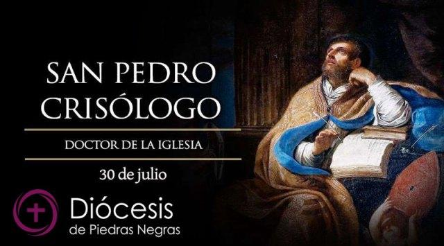 San Pedro Crisólogo, el hombre de palabras de oro