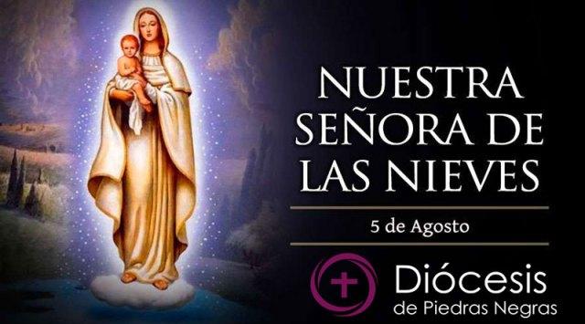 Hoy es la fiesta de la Virgen de las Nieves y el milagro que regaló a unos esposos