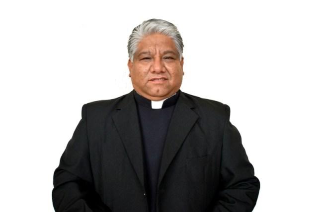 PBRO. RAÚL GERARDO GARCÍA CABRERA DA POSITIVO EN COVID-19