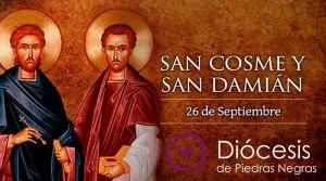Hoy celebramos a San Cosme y San Damián, gemelos mártires patronos de médicos