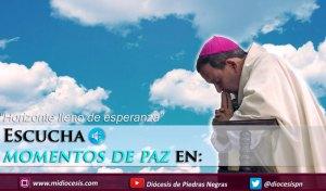 VIDEO: PROGRAMA MOMENTOS DE PAZ 27 DE SEPTIEMBRE 2020