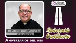 XIII ANIVERSARIO SACERDOTAL PBRO. OCTAVIANO ELIZONDO CÁRDENAS
