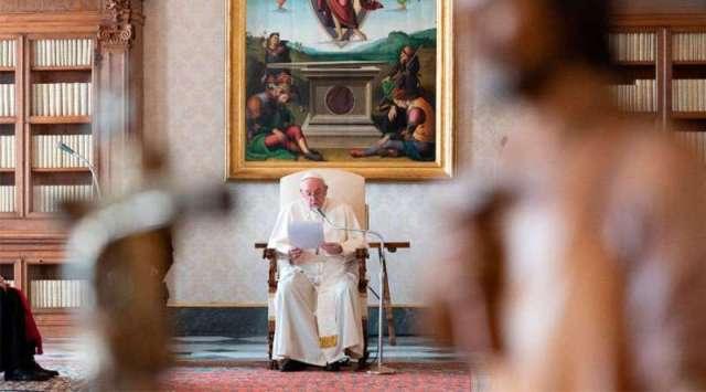 Papa Francisco: Que el Adviento sea un momento de particular gracia