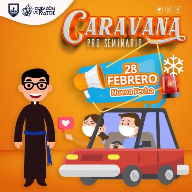 CARAVANA PRO SEMINARIO 2021