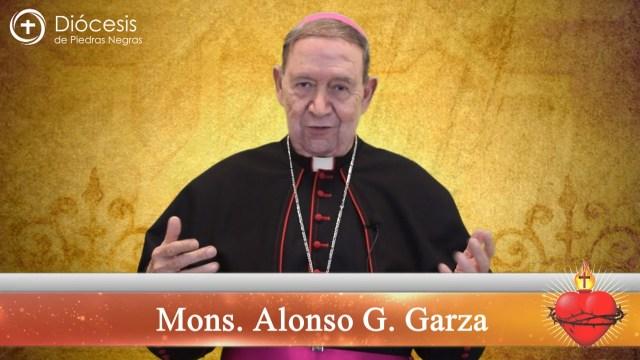 Sagrado Corazón de Jesús: Reflexión de Mons. Alonso Garza – Video