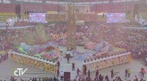 """Los momentos más emocionantes de la """"Jornada Mundial de la Juventud"""" mexicana con el Papa"""