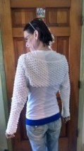 Dragon Scale Shrug
