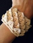 Layered Petals Cuff