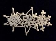 Snowflake Barrette