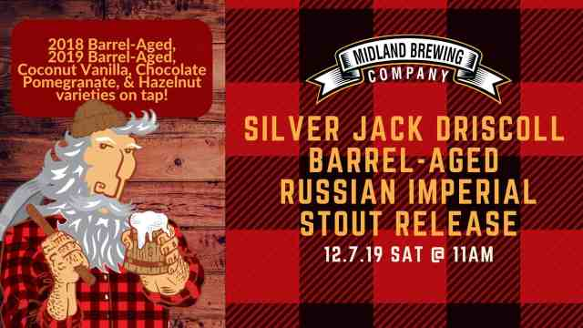 Silver Jack Driscoll Barrel-Aged Russian Imperial Stout Release Day