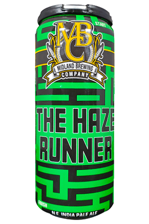 The Haze Runner N.E. IPA