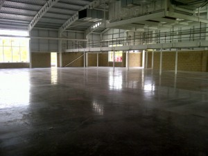 Powerfloated Finished Floor 6
