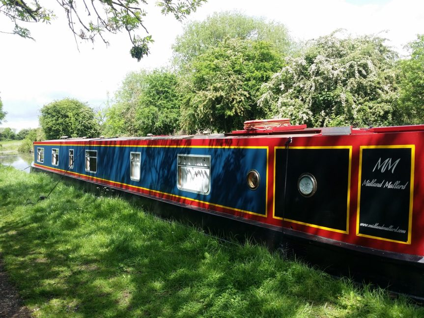 Ashby Canal Boat Hire Midlands