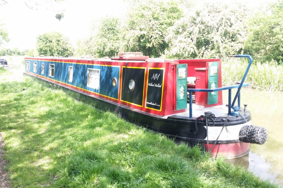 Canal Boat Hire Ashby Canal