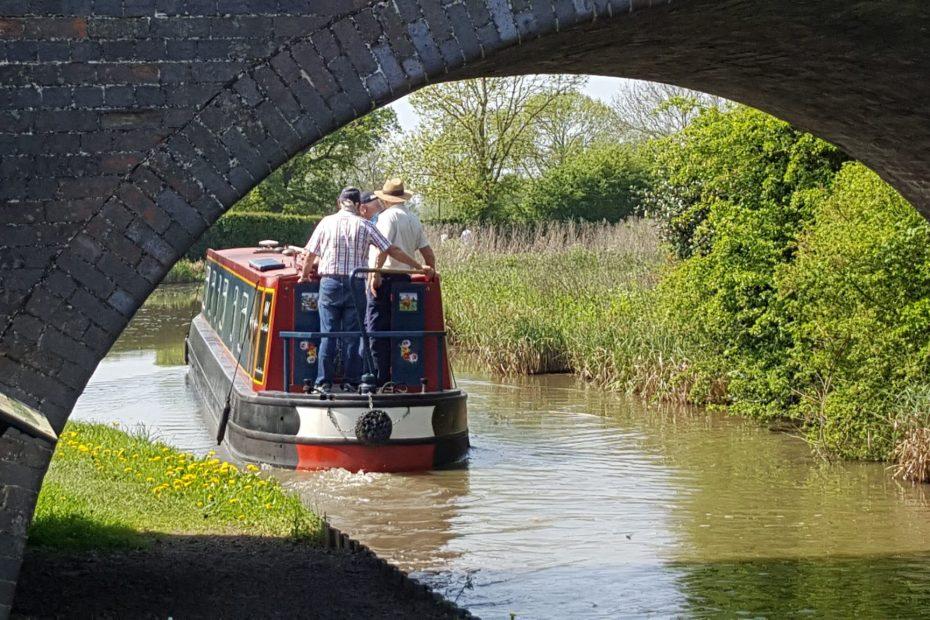 Bosworth Marina Hire Boat