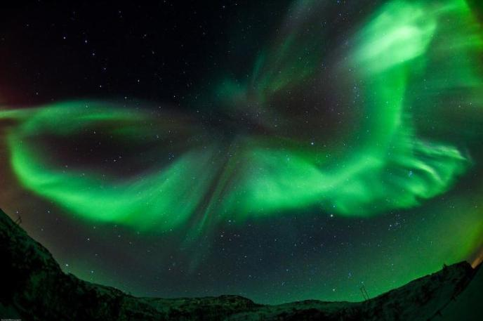 Northern Lights Boost Tourism to Norway