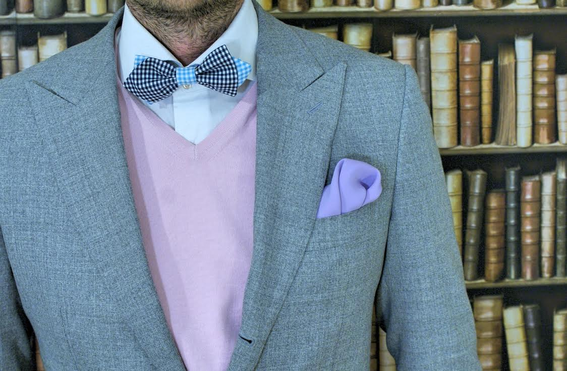 Meet the Business # 5: Men's Finest Pocket Square