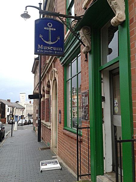 jewellery quarter museum