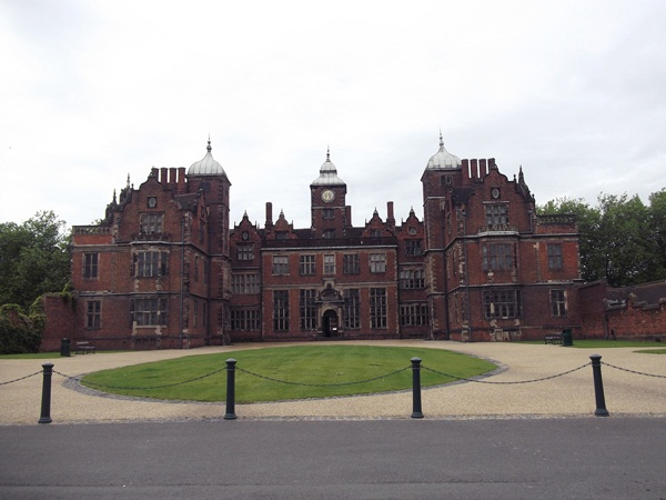 Aston Hall: the treasure of the Midlands
